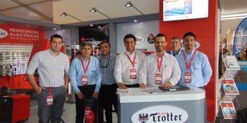 Albin Trotter Industrial presentes en Exponor 2017